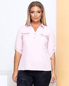 Жіноча літня блуза, 50