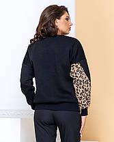 Жіноча кофта трьохнитка, S, фото 3