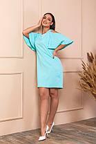 Жіноча красива сукня батал, 48, фото 3