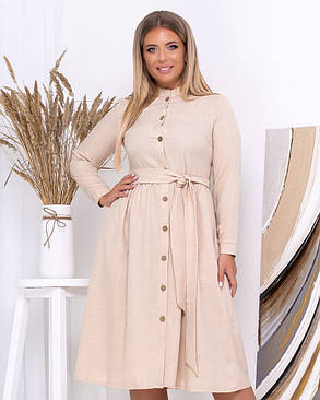 Жіноча ділова сукня, 46, фото 2