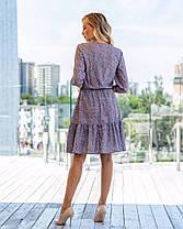 Жіноча літня сукня в квіточку, 42, фото 3