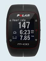 Монитор сердечного ритма POLAR M400 BLK HR PL90053836-BK