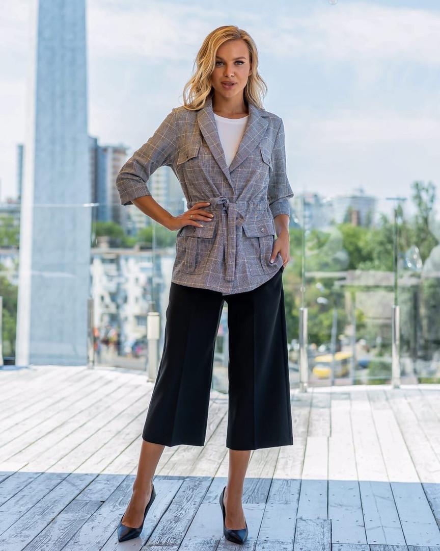 Жіночі брюки кюлоти, 44