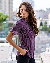 Жіноча сорочка літня, 42, фото 2
