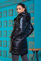 Жіноча зимова куртка батал, 48-50, фото 2