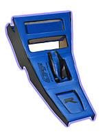 Консоль ВАЗ 2101-2103 - 2105 - 2106 синяя