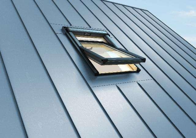 Вікно мансардне Roto Q-4_ H3P AL 078/160 P5