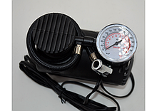 Портативный воздушный автомобильный компрессор от прикуривателя Air Compressor DC 12V-300pi, автокомпрессор