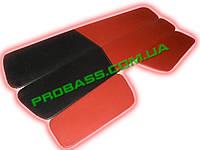 Вставки в двери ВАЗ 2108 - 2113 красные