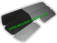 Вставки в двери ВАЗ 2108 - 2113 серые