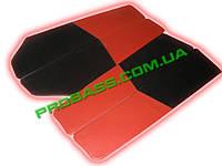 Вставки в двери ВАЗ 2109 - 21099 красные