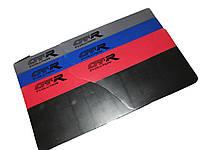 Oбшивка дверей 2101 - 2106 - 2105 - 2107 Стандарт черно-цветная