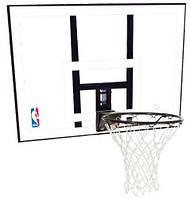 """Щит баскетбольный Spalding 79351CN NBA Combo - 44"""" Polycarbonate"""