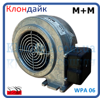 Вентилятор для твердотопливных котлов M+M X6