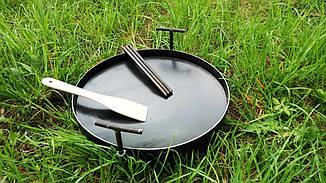 Сковорода 40 см из диска бороны
