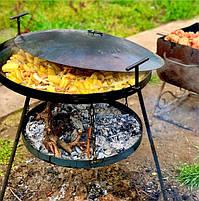 Сковороды из диска бороны и комплекты