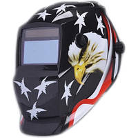 Маска сварщика хамелеон RHINO КОНДОР RH502 True Color 1/25000 с DIN9-13 щиток сварщика хамелеон сварочный шлем