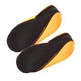 Тапочки для пляжа и бассейна, Ярко-оранжевый (женские, подростковые 36-39) (57620002), фото 3