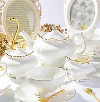 Чайные сервизы Lefard на 10-24 предмета
