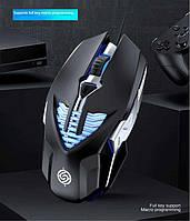Мышка игровая K-Snake Q1 с подсветкой