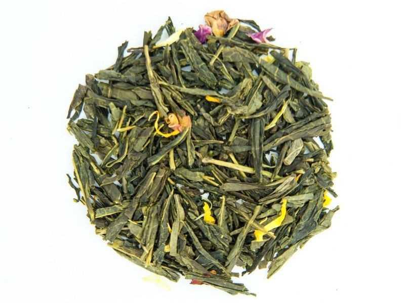 Чай Teahouse (Тиахаус) Утреннее солнце 250 г (Tea Teahouse Morning sun 250 g)