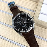 Tissot T-Classic Couturier Automatic Brown-Silver-Black, фото 2