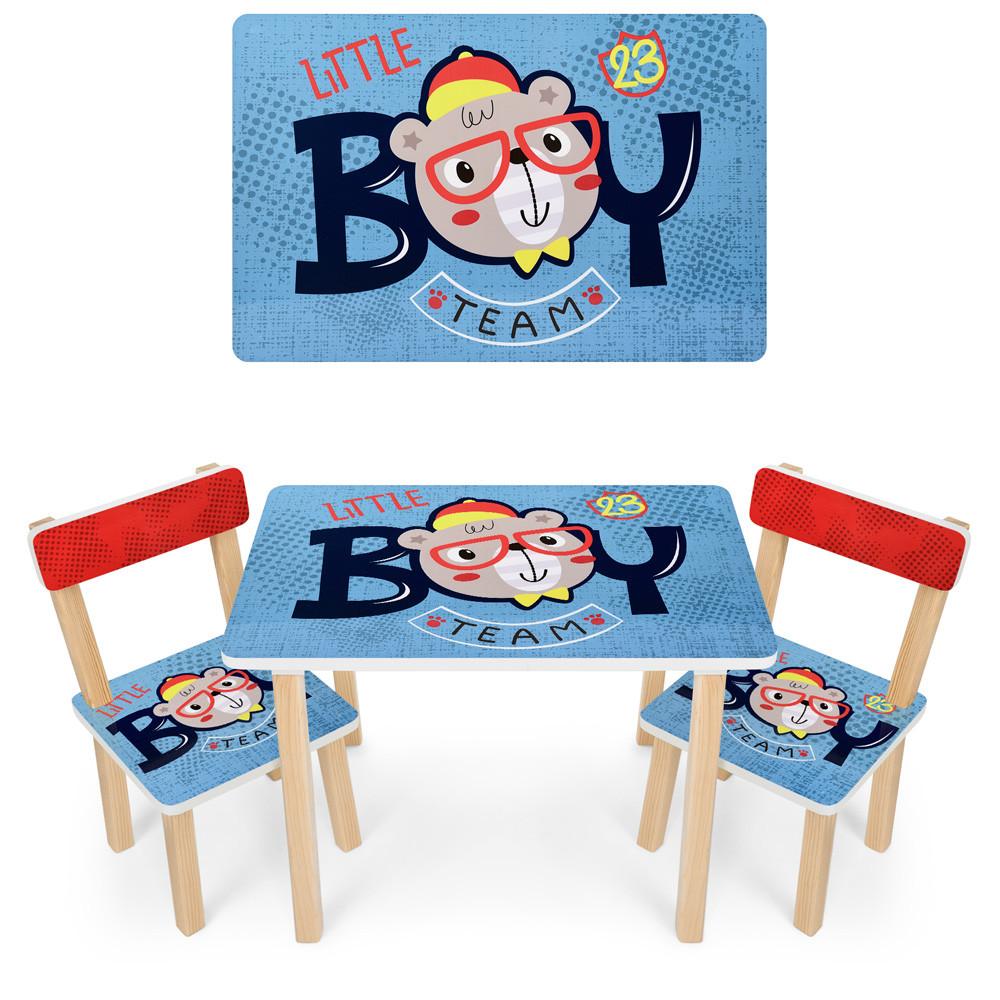 *Набор мебели - столик и 2 стульчика арт. 501-90