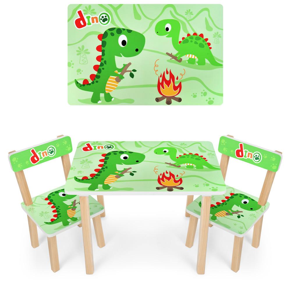 *Набор мебели - столик и 2 стульчика арт. 501-73