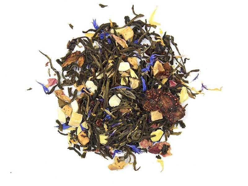 Чай Teahouse (Тіахаус) Фруктовий шторм 250 г (Tea Teahouse Fruit storm 250 g)
