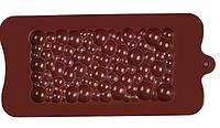 Плитка  Пузыри силикон форма для заливки шоколада