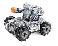 Машинка - танк трюковая Mech Chariot 360° RQ2084 с управлением жестами
