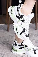 Жіночі перфоровані кросівки в наявності. Розмір 36-41, фото 1