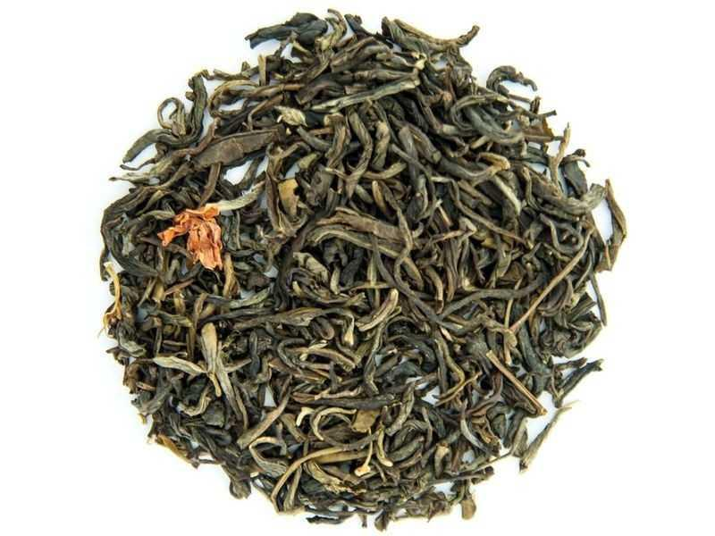 Чай Teahouse (Тіахаус) Жасминовий Будда 250 г (Tea Teahouse Jasmine Buddha 250 g)