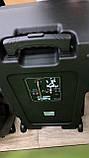 Колонка акумуляторна Sky Sound-7272 15 дюймів з радіомікрофоном 200W (USB/FM/Bluetooth/TWS), фото 3