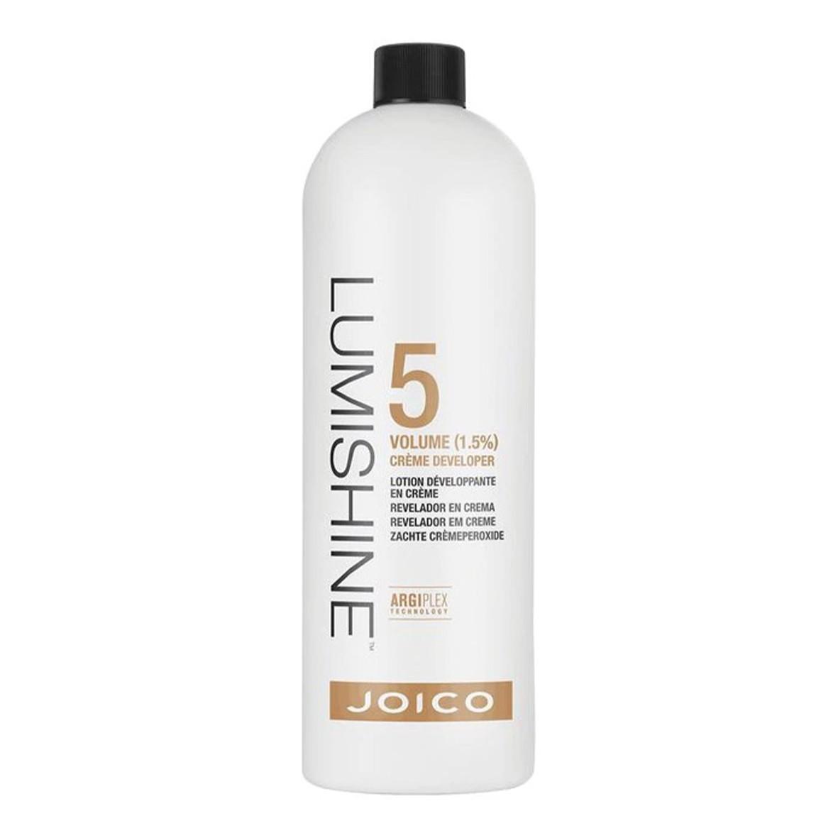 Крем-окислитель 1.5% Joico LumiShine Creme Developer 5 Volume 950 мл