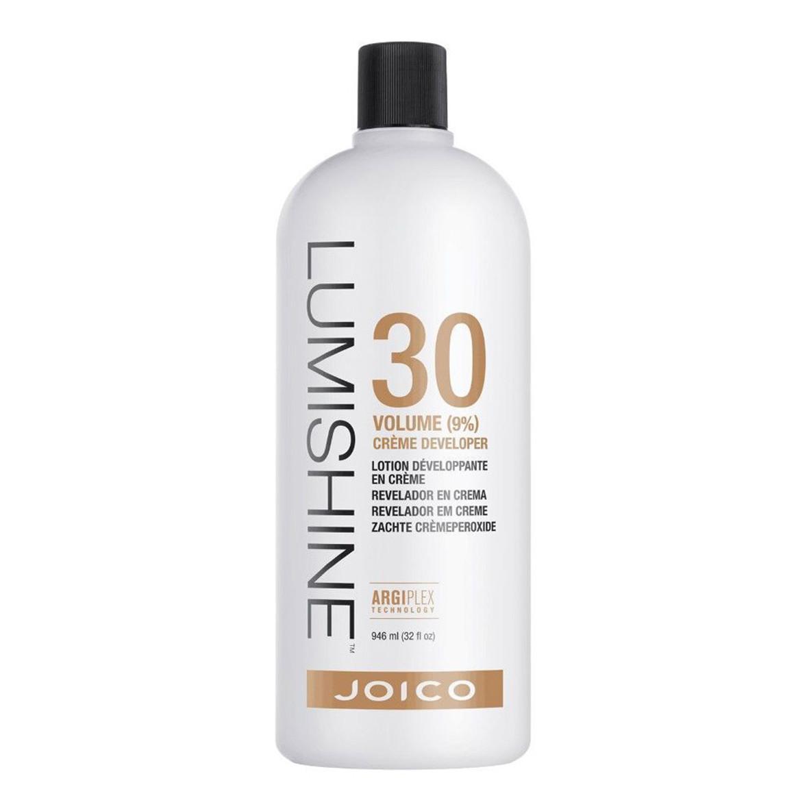 Крем-окислитель 9% Joico LumiShine Creme Developer 30 Volume 950 мл