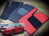 Килимки ЄВА в салон Land Rover Discovery Sport '19-