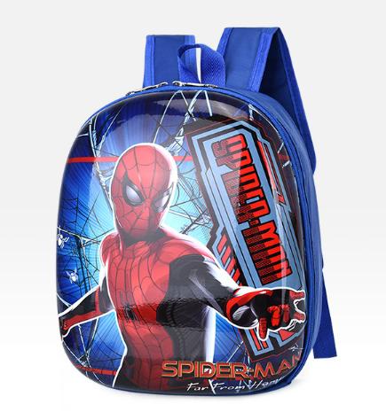 Рюкзак детский синий Spider-Man