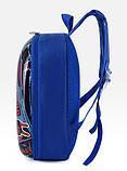 Рюкзак дитячий синій Зверополис, фото 3