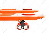 Рокла (гидравлическая тележка) Leistunglift DF-30 (колеса полиуретан), фото 2