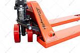 Рокла (гидравлическая тележка) Leistunglift DF-30 (колеса полиуретан), фото 3
