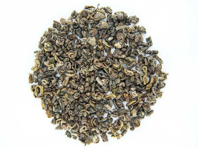 Чай Teahouse (Тіахаус) Зелений равлик 250 г (Tea Teahouse Green snail 250 g)