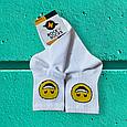 Носки смайлы размер 36-42, фото 3