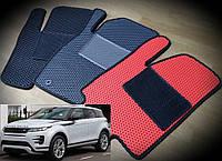 Килимки ЄВА в салон Land Rover Range Rover Evoque '19-
