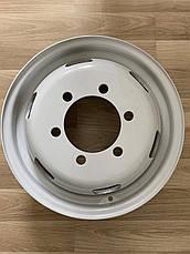 """Диск колісний (квадратні отвори)5.5JKX16""""H (6 шпильок) TurboDaily, фото 2"""