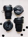 Складная кружка Cortado black, фото 5