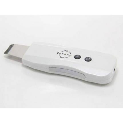 Портативный ультразвуковой скрабер для лица с ионизацией Beauty Star LS-1000, фото 2