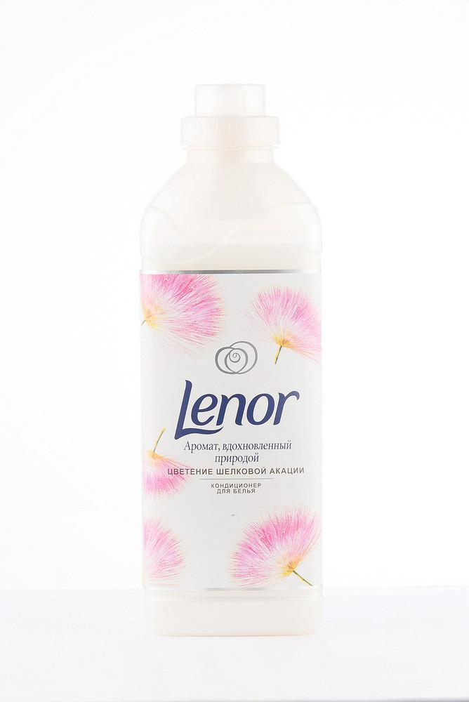 Lenor ополіскувач цвітіння акації шовкової