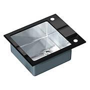 Мийка MIXXUS MX(304)6051-200x1.2-HM-GLASS (MX0573)
