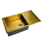 Мийка MIXXUS MX7844-200-x1.2-PVD-GOLD (MX0563)